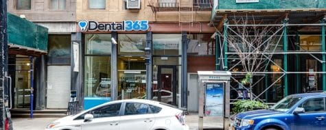 Exterior of Dental365 Tribeca 5