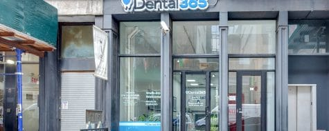 Exterior of Dental365 Tribeca 6