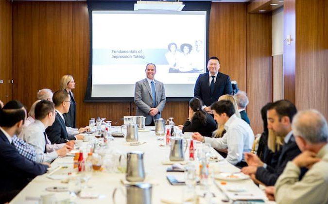Dental 365 group leadership meeting
