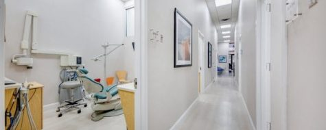 Interior of Dental365 Tribeca 2