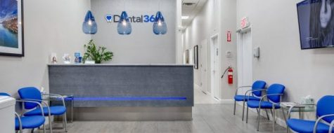 Interior of Dental365 Tribeca 4