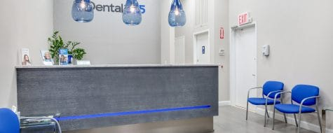 Interior of Dental365 Tribeca 7