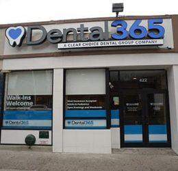 dental 365 park slope office