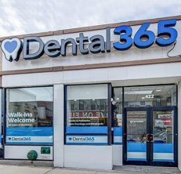 Park Slope Dental365 exterior