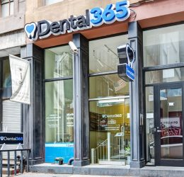 Dental365 office dentist in Tribeca