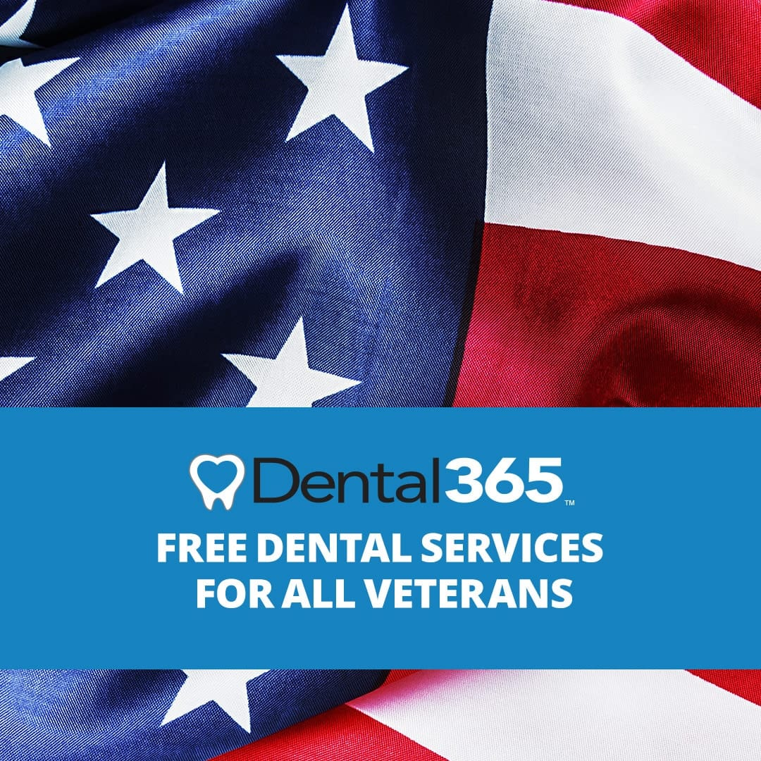 Dental365 - Free Dental Services for All Veterans