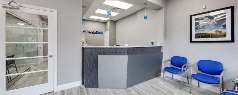 Forest Hills Interior shot Dental365 2
