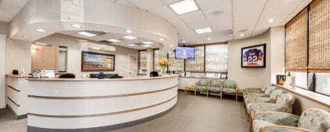 Dental365 Woodbury interior