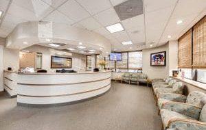 Dental365 Woodbury interior
