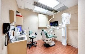 Dental365 Woodbury interior 4