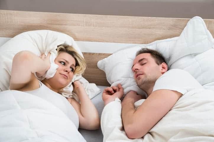 partner snoring