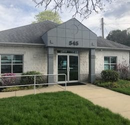 Exterior shot of the dental365 Plainview, NY office location