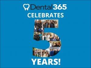 Dental365 Celebrates 5 Years