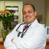 Dr. Nick Mobilia headshot