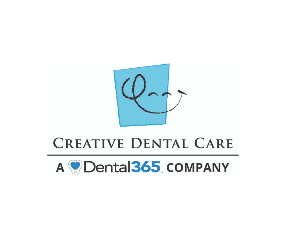 Creative Dental Care - A Dental365 Company Logo