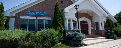 Warren Family Dental Office Photo