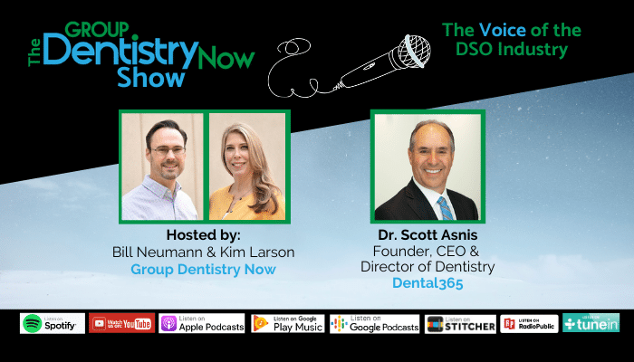 Group Dentistry Now Podcast