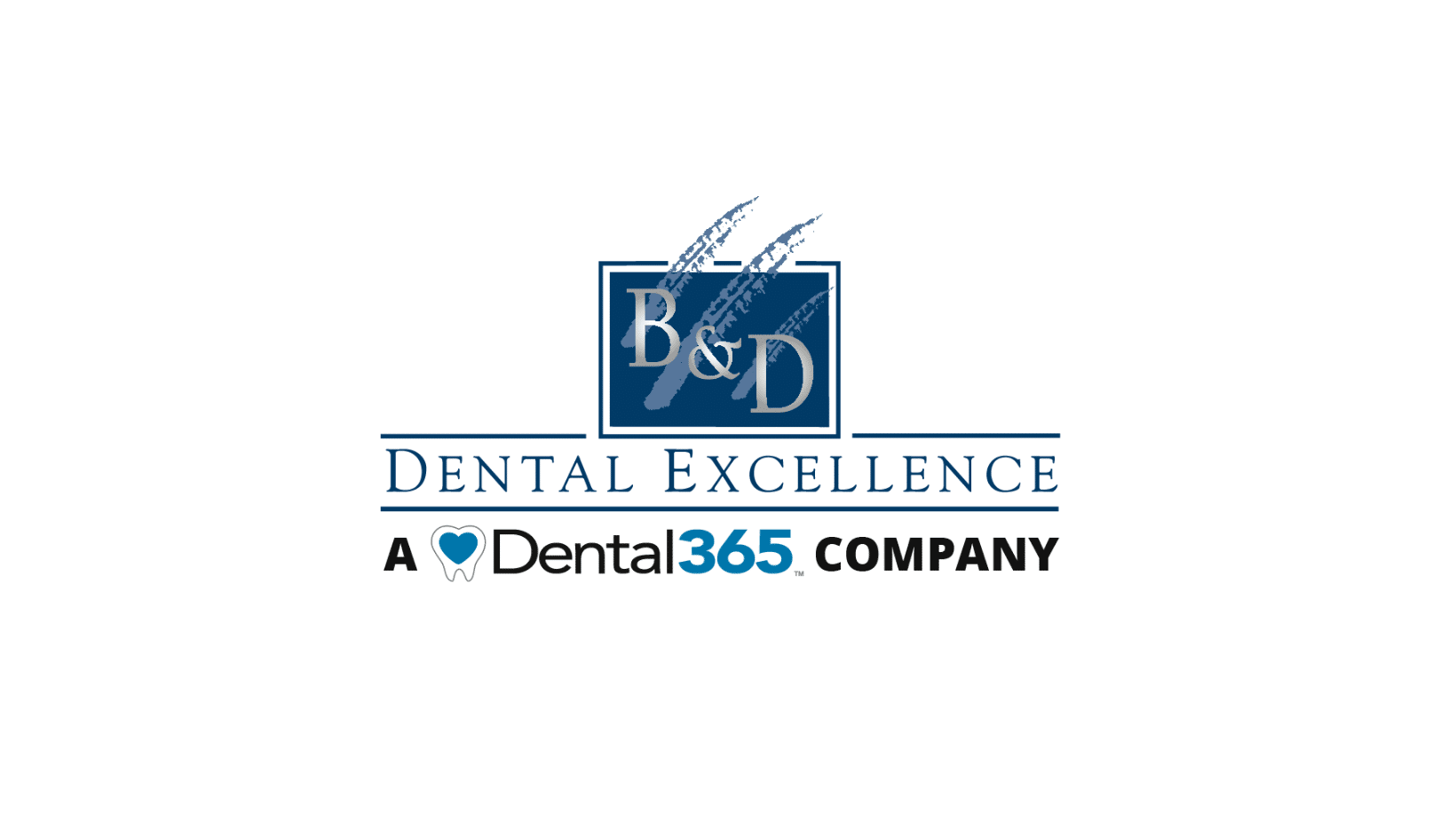 B & D Dental Excellence Logo