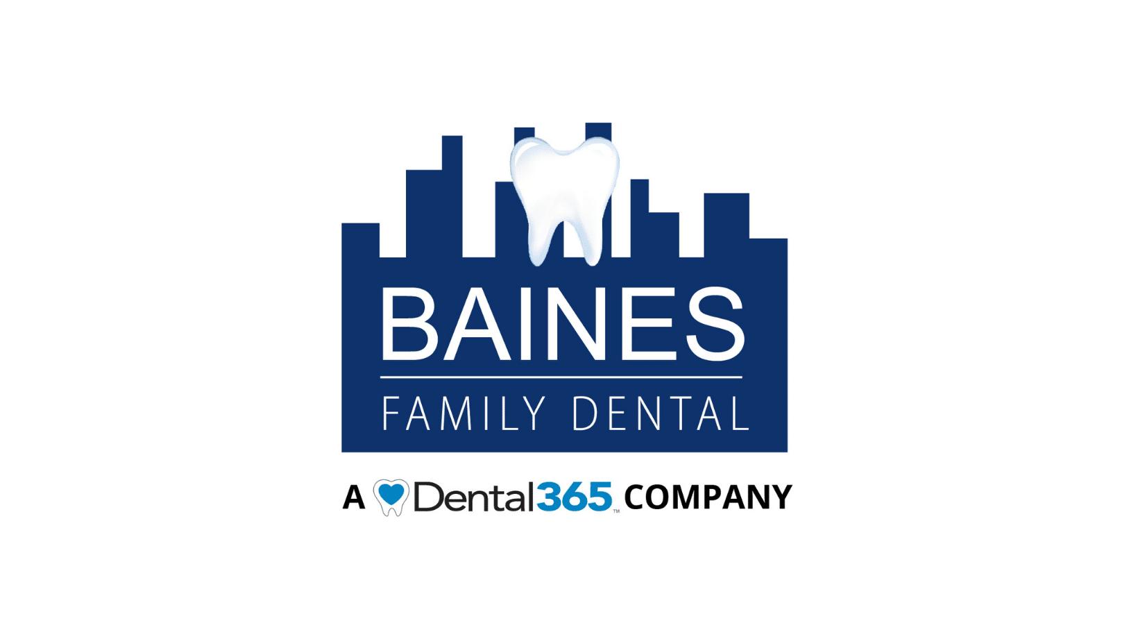 Baines Family Dental Logo